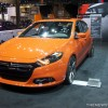 2015 Dodge Dart Orange