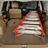 2015 Jeep Patriot Cargo Room