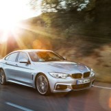 2016 BMW 4 Series Exterior Front