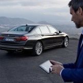 2016 BMW 7 Series Tech