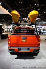 Chevrolet Colorado Exterior 4