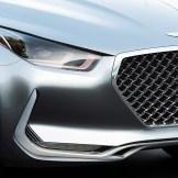 Hyundai Vision G Coupe Concept headlight