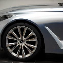 Hyundai Vision G Coupe Concept wheel