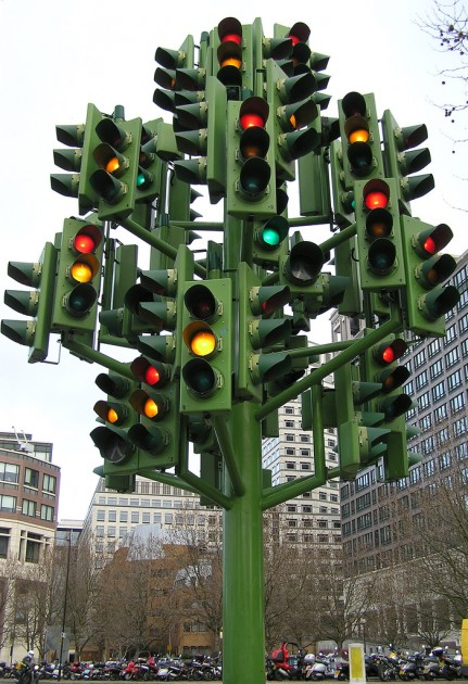 Image result for complicated traffic signal
