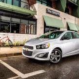 2016 Chevrolet Sonic Shopping
