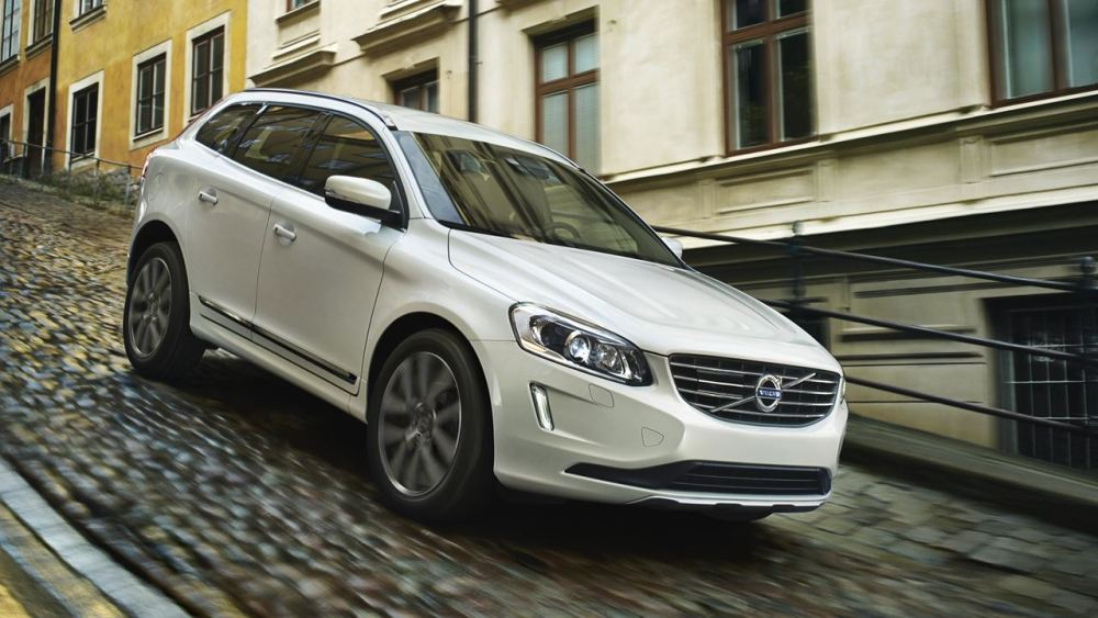 2016 Volvo XC60 Overview The News Wheel