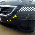 2005 Honda Racing Odyssey van grille