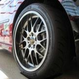 2005 Honda Racing Odyssey van tire