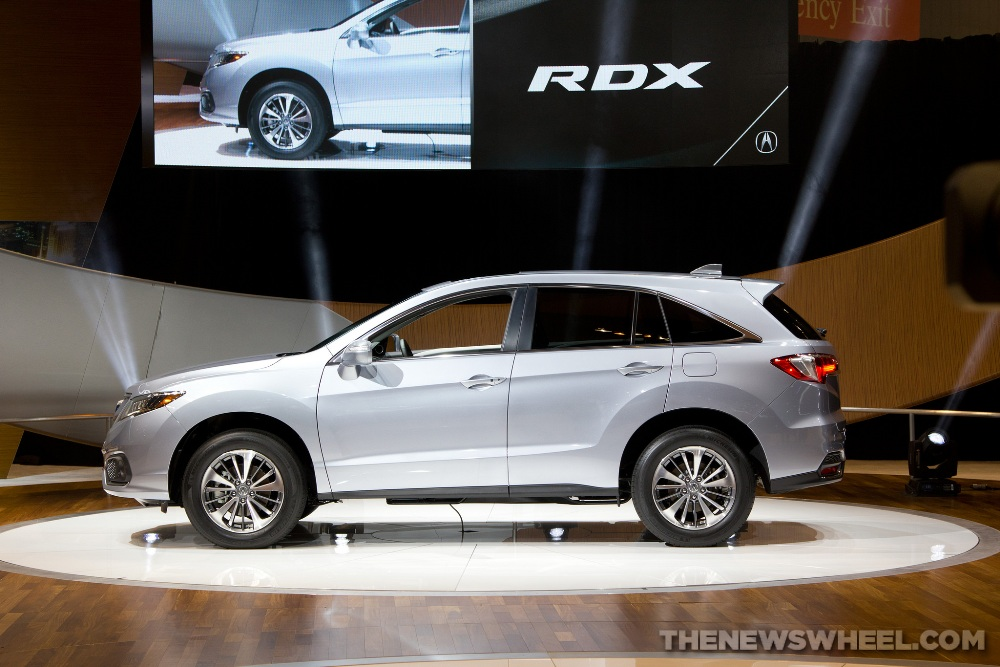 2016 Acura RDX Overview The News Wheel
