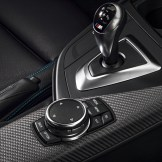 2016 BMW M2 Gear shift