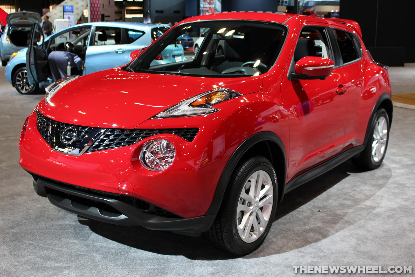 2016 Nissan JUKE Overview The News Wheel