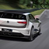 Plug-in Hybrid VW Golf GTE Sport