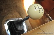 Classic 1978 Chevy Nova Coupe shift knob