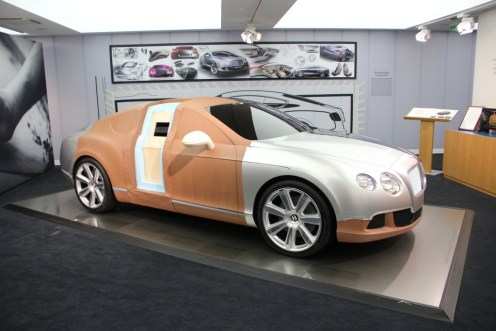 Smithsonian Channel Supercar Superbuild show preview Bentley 1