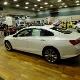 2016 chevy malibu at dayton auto show