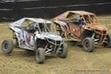Monster Jam Show Dayton Zombie and Scooby Doo speedster race