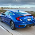 2016 Honda Civic Coupe On Sale March 15 The News Wheel