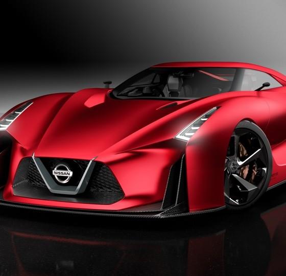 Nissan Concept 2020 Vision Gran Turismo Escapes Gaming