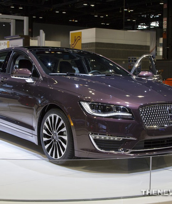 2017 Lincoln Mkz Overview The News Wheel