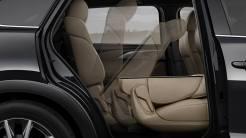 2016 CX-9 folding seat