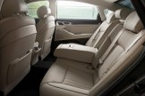 2017 Genesis G80 Overview luxury car back rear seats