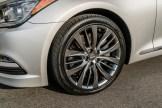 2017 Genesis G80 Overview luxury car wheels
