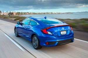 2017 Honda Civic Coupe Overview  The News Wheel