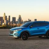 2017 Hyundai Tucson NIGHT model CUV special edition SEMA Show