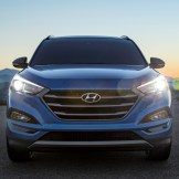 2017 Hyundai Tucson NIGHT model CUV special edition body colors