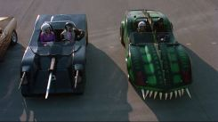 Frankenstein Machine Gun Joe Roger Corman Death Race 2000 movie
