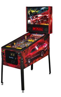 Stern Ford Mustang Pinball machine car game