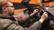 Pat driving Mazda MX-5