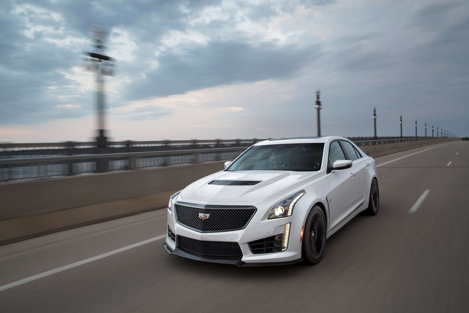 2018 Cadillac Cts V Overview The News Wheel