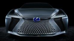Lexus LS+ Concept Tokyo Motor Show 2017