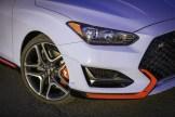 2019 Hyundai Veloster N performance division hatchback specs wheel tire