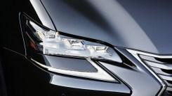 2018 Lexus GS headlamps
