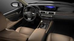 2018 Lexus GS interior