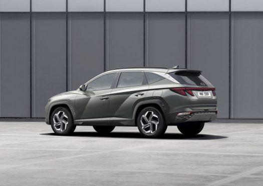 2022 Hyundai Tucson Debuts Bold Next-Gen Design - The News ...