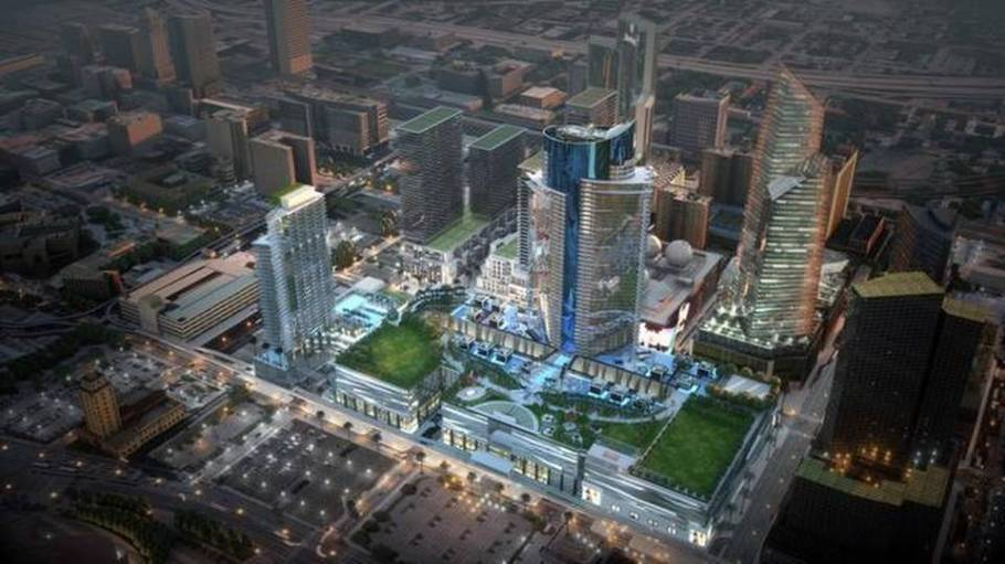 Rendering of Miami World Center. (Miami World Center)
