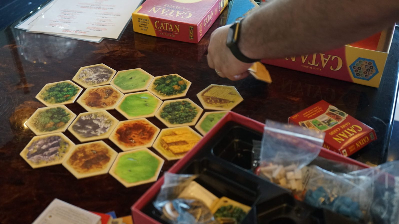 catan board game 2