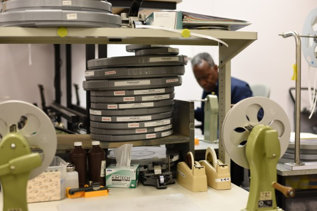 Preserving history at the Wolfson Archives