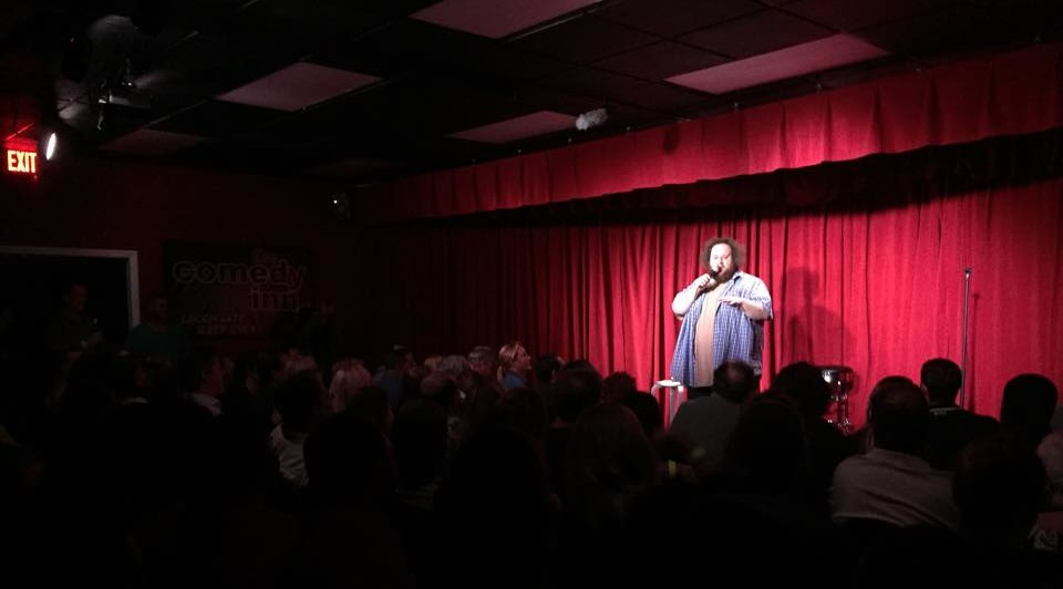 Photo courtesy The Comedy Inn