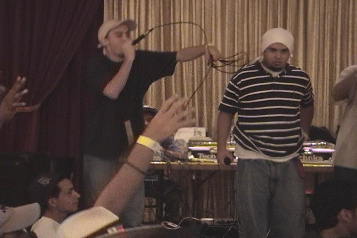 A performance at the Polish American Club in the early 2000's. (Courtesy of AO Logics)
