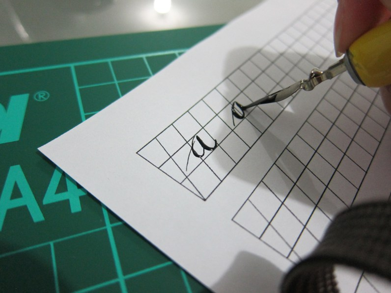 Calligraphy (Courtesy of .angels./Flickr Creative Commons)
