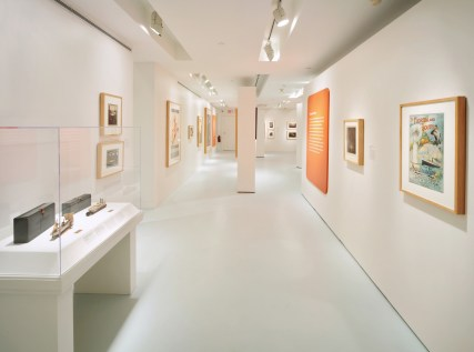 Margin of Error exhibit room (Courtesy of The Wolfsonian–FIU, Miami Beach, FL)