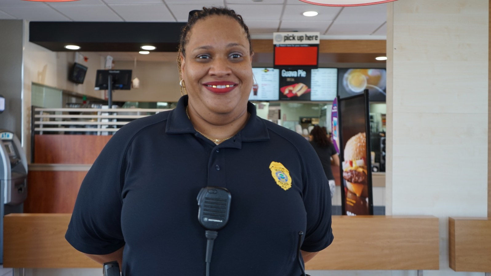 Kia Burrows, Lieutenant, City of Miami Police Department
