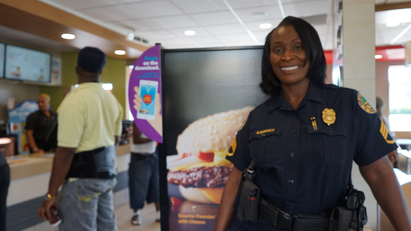 Jacqueline Mesidor, Sergeant, City of Miami Police Department