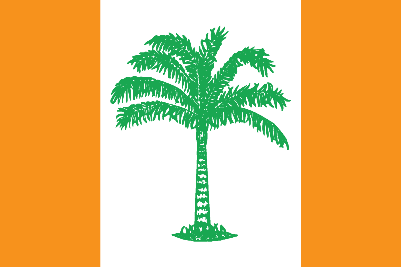 Reddit user 016Bramble's take on a Miami flag redesign. (Reddit)