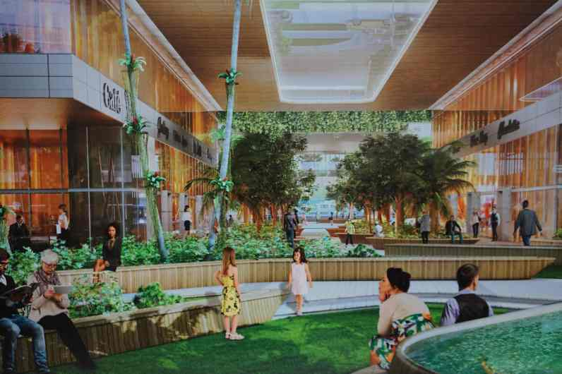 Another rendering of what the SPV Realty project will look like. (Credit: Roshan Nebhrajani/The New Tropic)