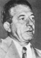 """Thomas (Wop Jenkins) Aversa - he was considered one of the top powers in the Baltimore Mafia. """"Reds"""" Aversa was born in Italy and worked in tandem with Morici, Corbi and other crew members operating the regime."""
